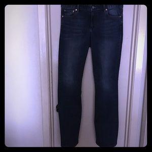 Gap 1969 Size 30L Perfect Boot Cut Jeans